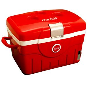 Coca Cola Drink Cooler front-25343