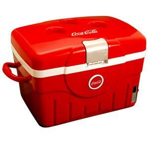 Coca Cola Drink Cooler front-25343