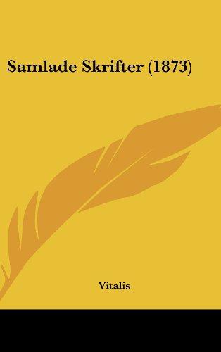 Samlade Skrifter (1873)