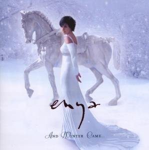 Original album cover of And Winter Came by Enya