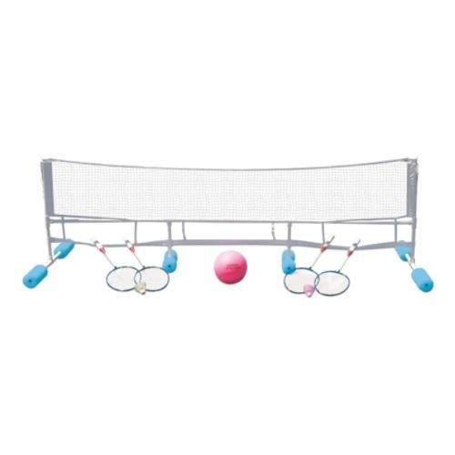 buy Poolmaster Super Combo Water Volleyball/Badminton Game for sale