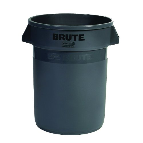 Rubbermaid Brute Round Container - 32-Gallon Capacity picture