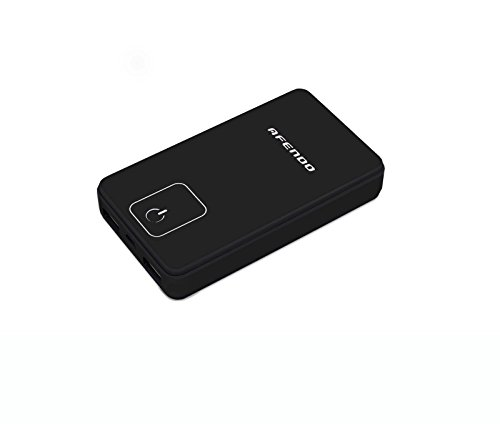 Afendo-6600mAh-Dual-USB-Power-Bank