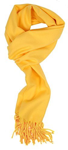 love-lakeside-mens-cashmere-feel-winter-solid-color-scarf-bright-yellow