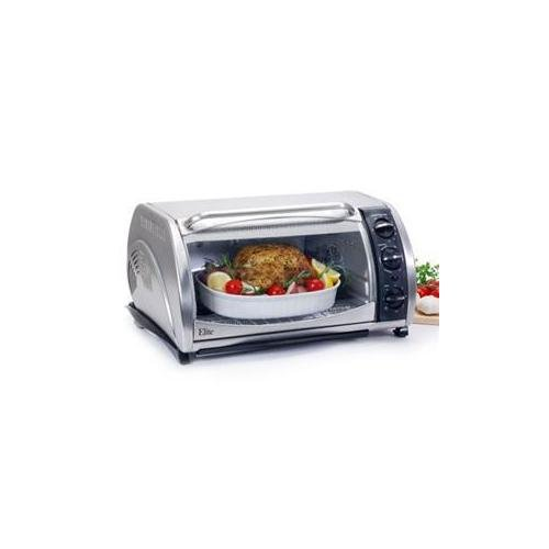 6 Slice SS Toaster Oven SALE