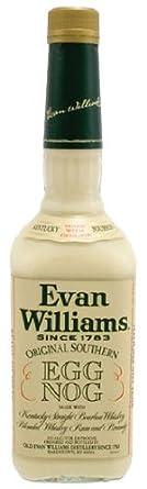 Evan Williams Egg Nog Liqueur 750ML