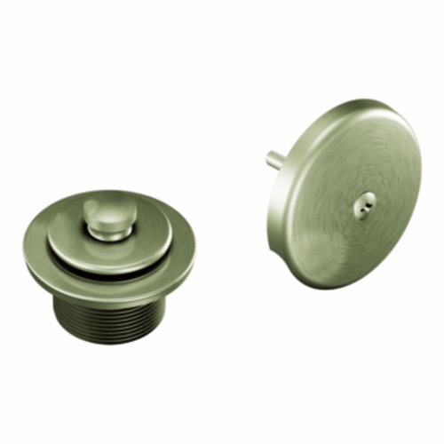 Moen T90331BN Tub and Shower Drain Cover, Brushed Nickel (Brushed Nickel Tub Fixtures compare prices)