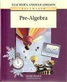 Pacemaker Pre Algebra