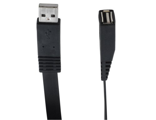 Flat Usb Extension Cable, 10Ft