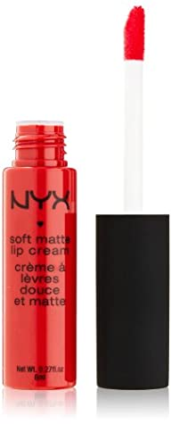 NYX Soft Matte Lip Cream, Amsterdam