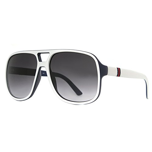 Gucci 1832 Brown Havana Unisex Sunglasses
