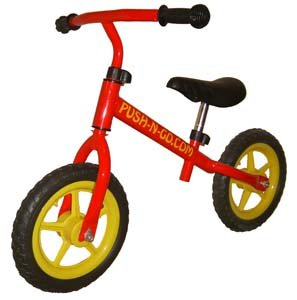 Push-N-Go Kids Balance Bike