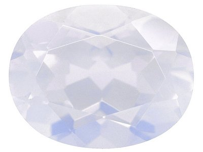 Brazilian Blue Moon Quartz Avg 1.50ct 9x7mm Oval