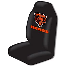 <b>Chicago Bears Universal Bucket Seat Cover (1)</b>