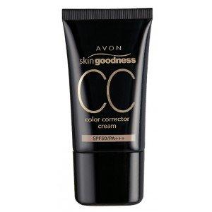 Avon Skin Goodness City Block CC Cream-Nude (Avon Cc Cream compare prices)