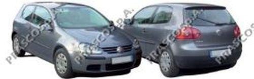 Fensterheber hinten, rechts VW, Golf V