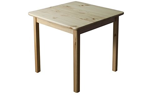 Tisch-Kiefer-massiv-Vollholz-natur-002-Abmessung-75-x-100-x-100-cm-H-x-B-x-T