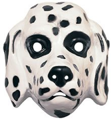 Rubie's Costume Co Animal Mask-Dalmatian Costume
