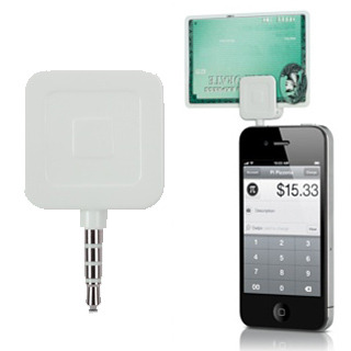 Smartphone Credit Card Reader