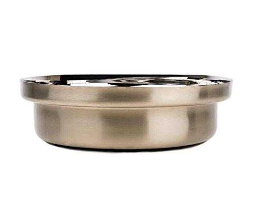 KnIndustrie Foodwear - Low Casserole Ø11.8 Bronze