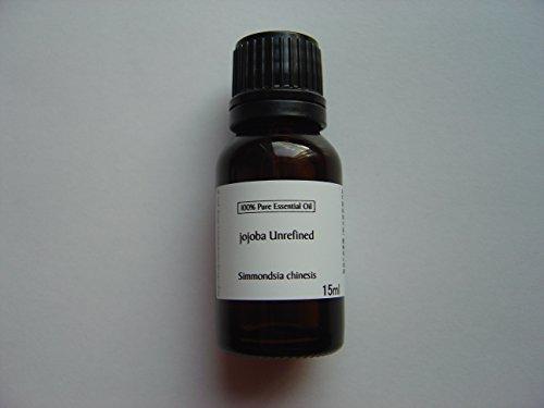 ホホバキャリアオイル未精製 イスラエル産 15mlティックグレード