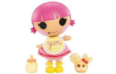 Lalaloopsy Little Doll - Sprinkle Spice Cookie