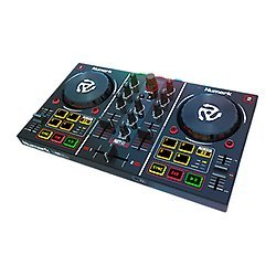 Numark Party Mix DJ Controller with Built-In Light Show & Soundcard from inMusic Brands Inc.