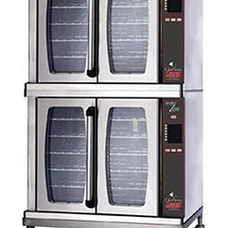 Natural Gas Convection Oven front-423736