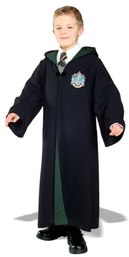 Harry Potter - Deluxe Slytherin Child Costume