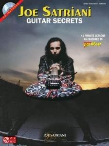 Joe Satriani: Guitar Secrets (CD Edition)