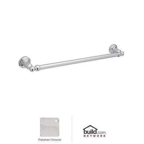 Vicenza Designs TB8004 Equestre Towel Bar 24-Inch Antique Nickel