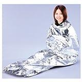 アイリスオーヤマ 非常用保温アルミシート寝袋型 JTH-1020