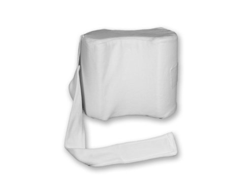 Lowest Price! Silver Rest Sleep Shop 10-Inch by 8-Inch by 4-Inch Knee Pillow