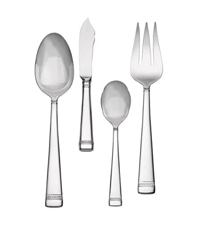 Wedgwood Vera Wang With Love 4-Piece Hostess Flatware Set