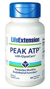 Life Extension - Peak ATP w/ GlycoCarn 60 vcaps