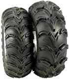 ITP Mud Lite XL Tire - Front/Rear - 25x10x12 , Position: Front/Rear, Tire Ply: 6, Tire Type: ATV/UTV, Tire Construction: Bias, Tire Application: Mud/Snow, Tire Size: 25x10x12, Rim Size: 12 560364
