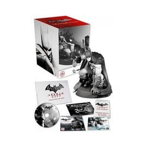 Batman: Arkham City Collector's Edition (PS3)