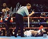 Hasim Rahman Signed 16X20 Photo - Knock Out Lennox Lewis - Boxing - Authentic Celebrity Autographed
