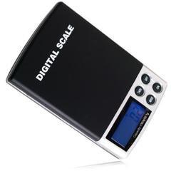 Bomien Balance Electronique De Précision LCD Numérique 1000g/0.1g pour les Bijoux
