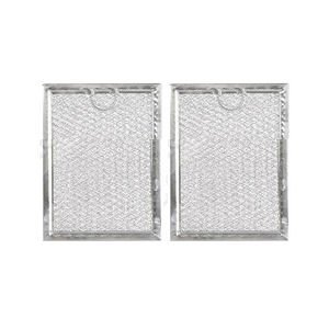 GE Microwave Grease Filter WB06X10309 - 2 Pack