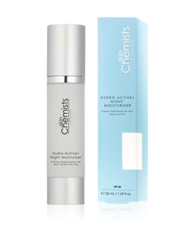 Skin Chemists Crema de Noche Hydro-Active+ 50 ml