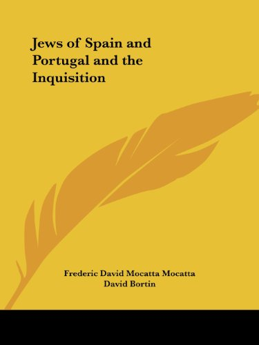Jews of Spain and Portugal and the Inquisition