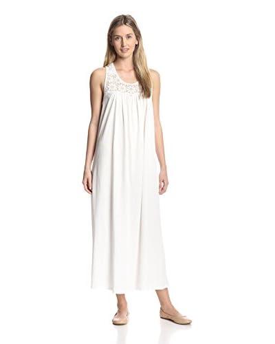 Oscar de la Renta Women's Sweet Comfort Gown