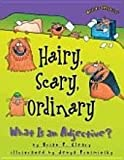 Hairy, Scary, Ordinary: What is an Adjective? (Words Are CATegorical) (0439253845) by Cleary, Brian P.