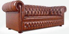 Canapé Chesterfield Hamilton UK fabriqué le mobilier en cuir