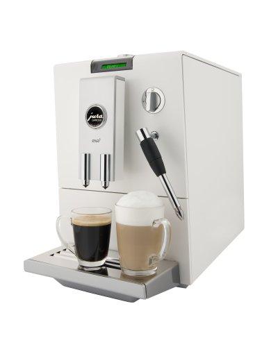 Jura-Capresso Ena3 Automatic Coffee And Espresso Center, All White front-221973