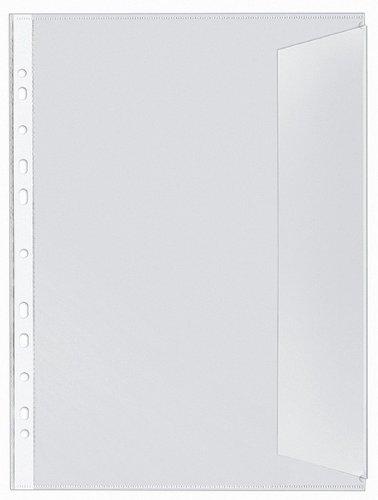 Veloflex 5340000 Dokumentenhüllen DIN A4, aus PP 130my,...