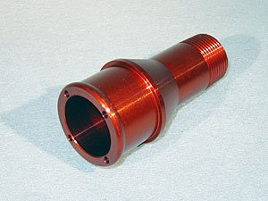 Meziere WP2175R Red Water Pump Fitting