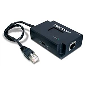 Power  Gigabit Ethernet on Amazon Com  Trendnet Tpe 112gs Gigabit Power Over Ethernet  Poe