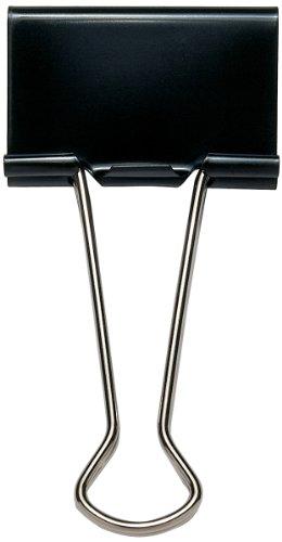rapesco fbc250b1 graffetta in acciaio robusta 100 pezzi nero. Black Bedroom Furniture Sets. Home Design Ideas